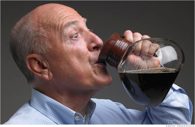 Découvrir ou boire un café pendant qu'une femme vous fait une fellation ?