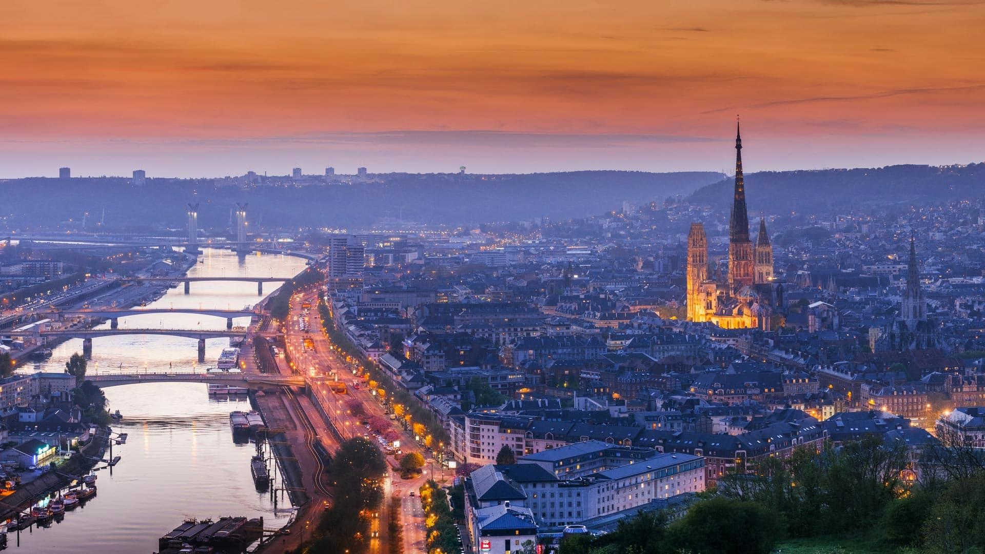site de rencontre à Rouen